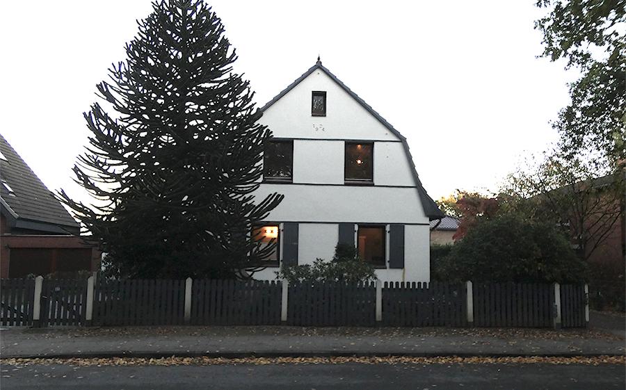 Einfamilienhaus in 22175 Hamburg