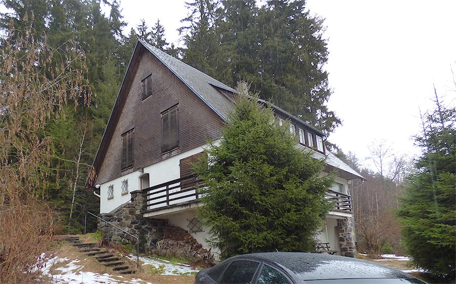 Einfamilienhaus in 79856 Hinterzarten